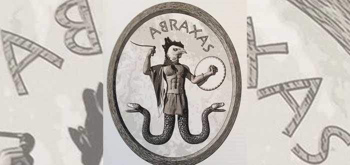 Abraxas, el dios de los dioses, señor del bien y del mal