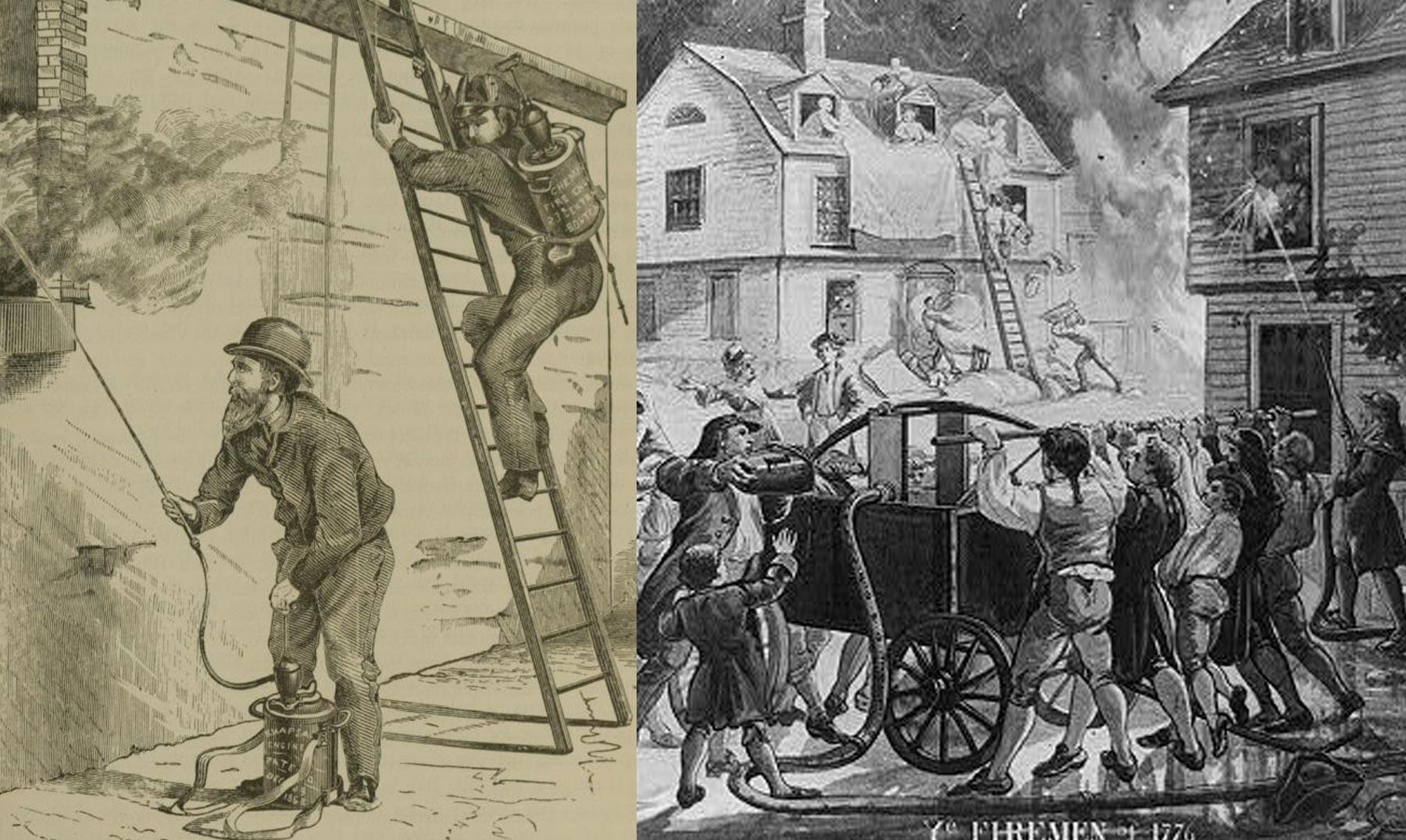 Curiosidades con historia: los bomberos de Roma