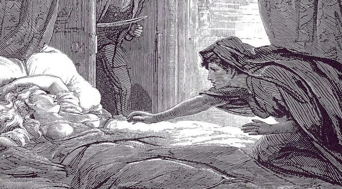 La historia de vampiras homosexuales que existió antes de Drácula