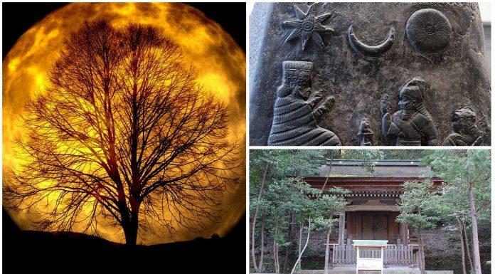 5 Antiguos cultos a la Luna