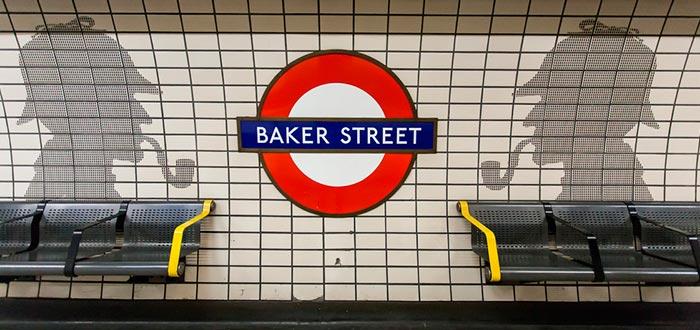 curiosidades de Londres, Baker street