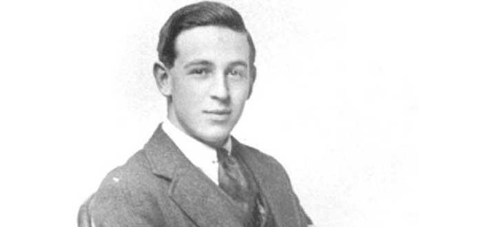 sobre C.S. Lewis, joven