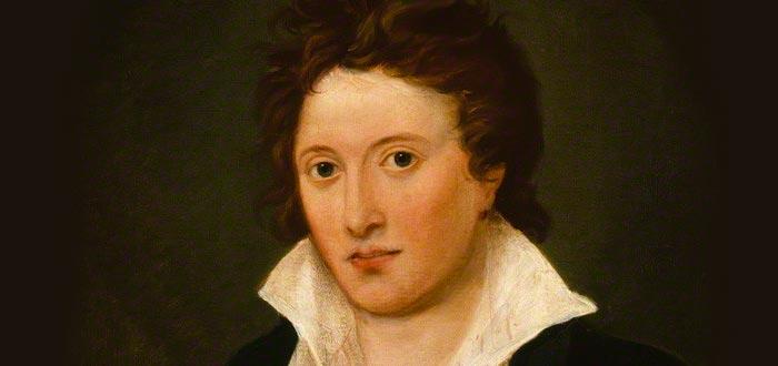 Percy Bysshe Shelley, nacimiento de Franknestein