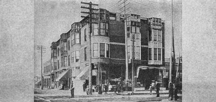 El Murder Motel fue derribado, en lugar se edificó una oficina de correos
