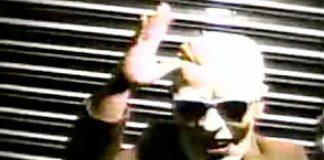 Pirateó una señal de TV con una máscara y nadie entiende cómo ni por qué