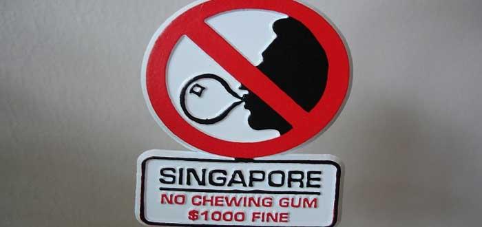 5 Cosas asombrosas prohibidas en algunos países