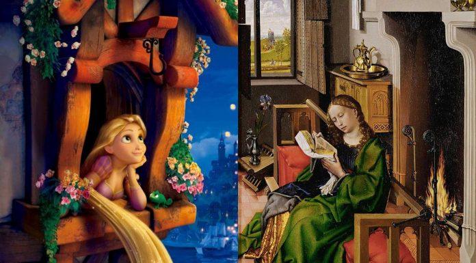 ¿Sabías que Rapunzel pudo inspirarse en la historia de Sta. Bárbara?