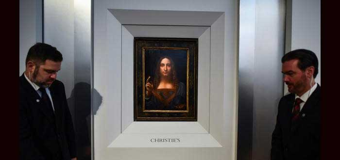 """Salvator Mundi"", el desconocido Leonardo da Vinci a subasta"