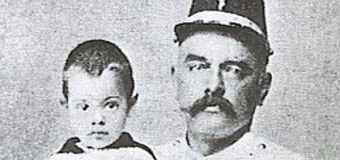 Sobre Mata Hari, Marido Norman e hijo