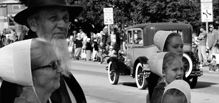 La genética de los Amish podría permitirles vivir 10 años más