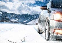 Consejos para viajar en coche durante el invierno