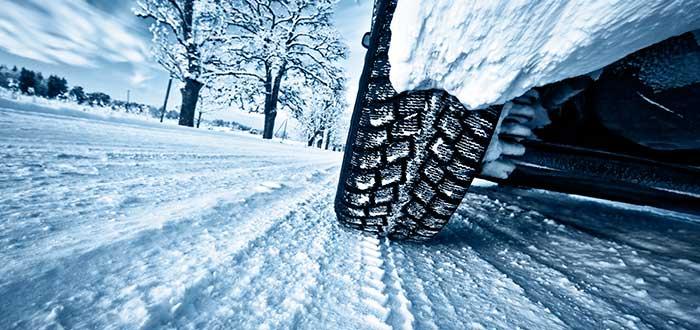 Consejos para viajar en coche durante el invierno 2