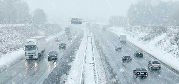 Consejos para viajar en coche durante el invierno 5