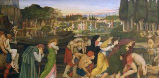 """Elysium, el lugar en que las """"sombras"""" griegas pasaban la eternidad"""