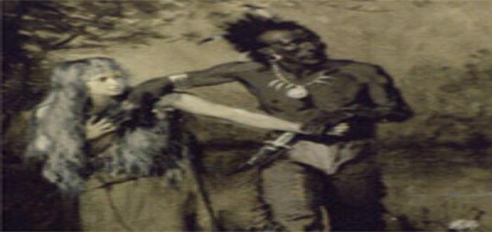 Eunice Williams, capturada por los Mohawks, no quiso se rescatada