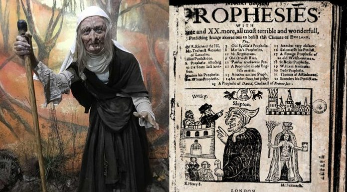 Las profecías de Ursula Southeil, conocida como Madre Shipton