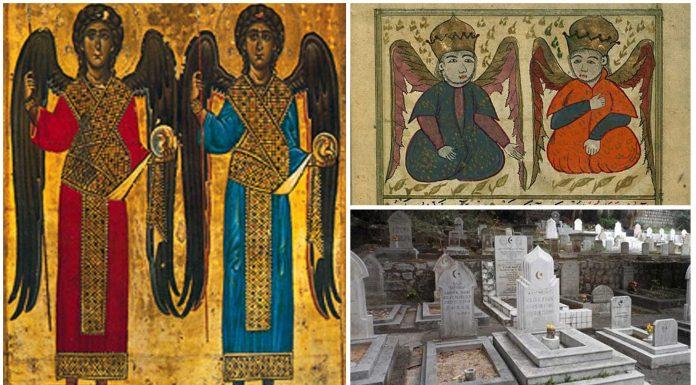 Munkar y Nakir, los terroríficos ángeles que te visitan en la tumba