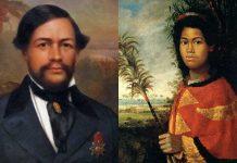 Nahienaena y Kamehameha, el incesto entre los reyes de Hawai