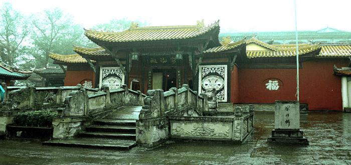 La ciudad fantasma de Fengdu y el camino de las almas al Más Allá