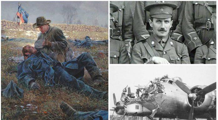 3 emocionantes actos de humanidad en tiempos de guerra