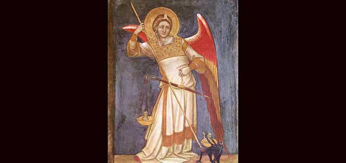 El arcángel Miguel, arcángeles