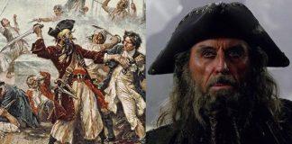 El pirata Barba Negra. ¿Quién fue?