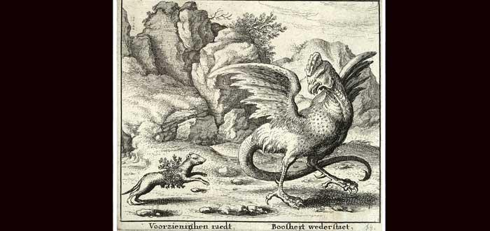 Basilisco, 10 curiosidades sobre este ser mitológico