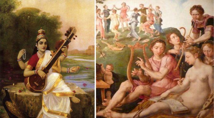 Cómo descubrimos la música. Leyendas de distintas culturas