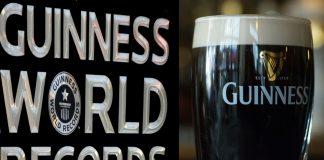 ¿Tienen algo que ver la cerveza Guinness y el récord Guinness?
