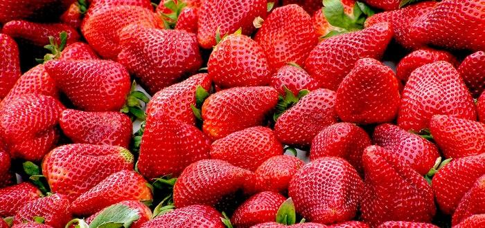 curiosidades del mundo, ciencia, fresas, vitamina c