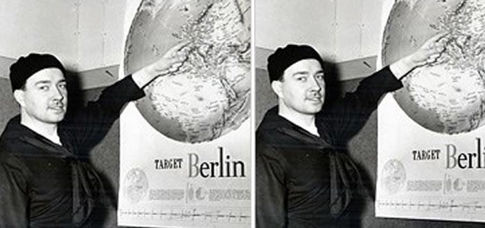 curiosidades del mundo, William Patrick Hitler