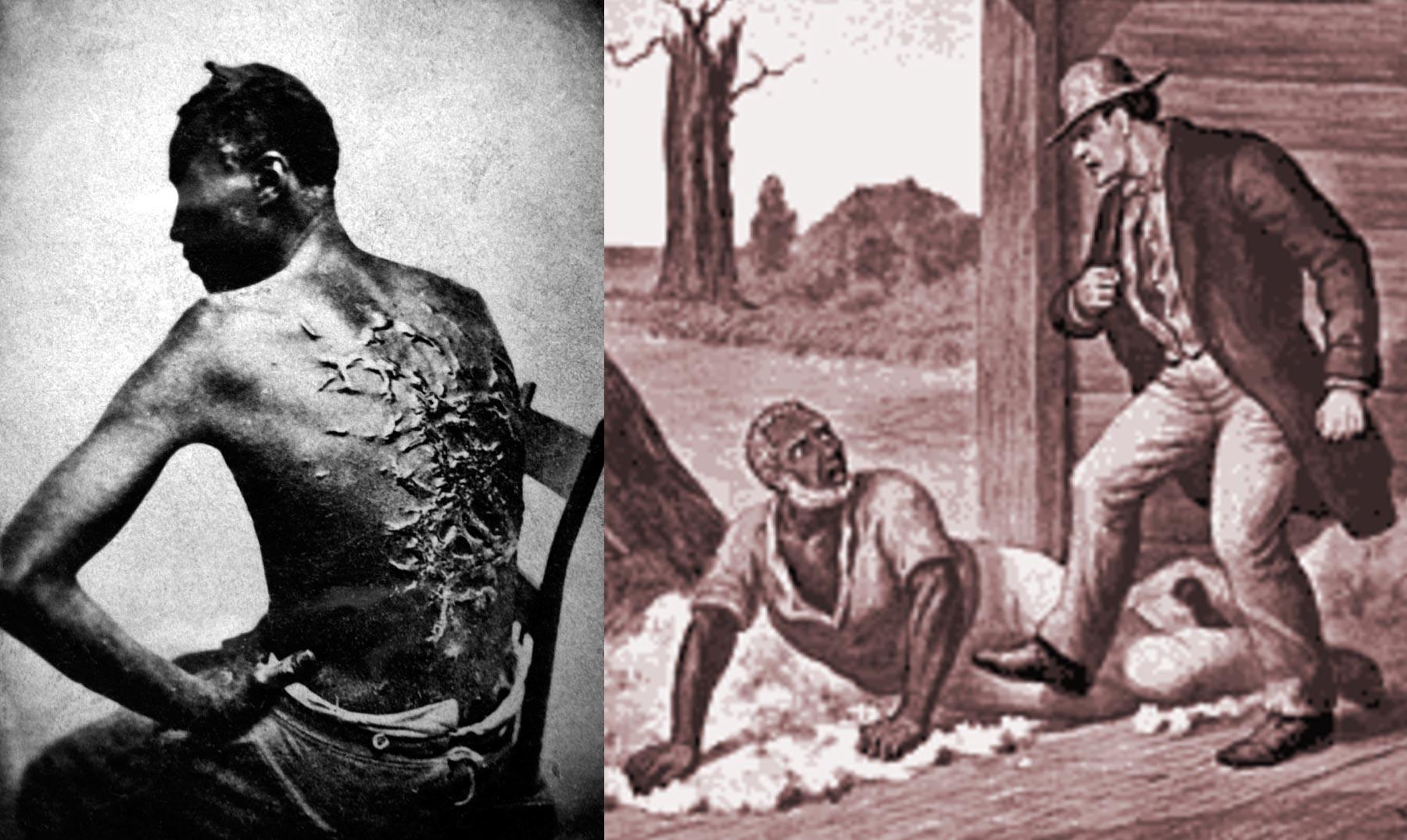 fotos maduras reales esclavitud
