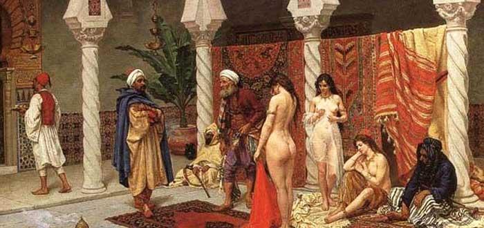 La tragedia de los esclavos blancos de Berbería