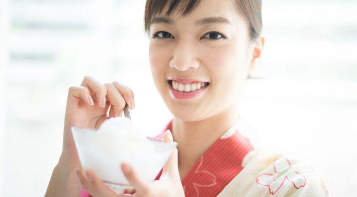 El sorprendente helado que no se derrite inventado por japoneses