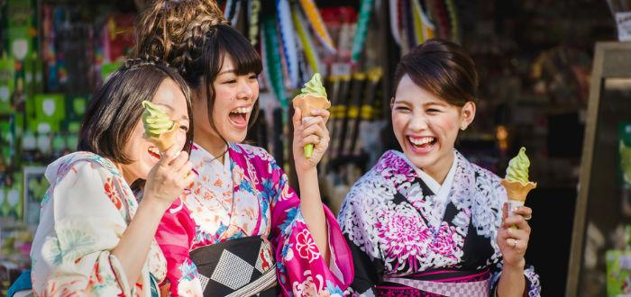 helado que no se derrite, japón