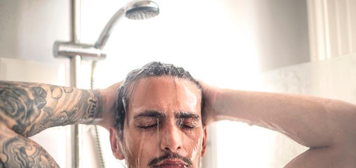 ¿Existe una hora para ducharse que sea la más apropiada?