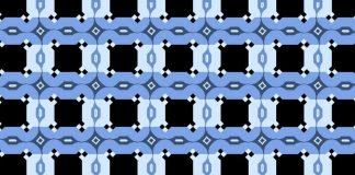 Otra ilusión óptica que engaña a tu cerebro. ¿Lo ves?