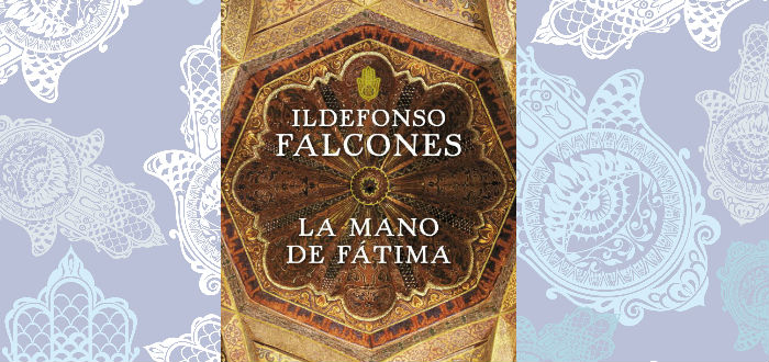 Mano de Fátima, Ildefonso Falcones