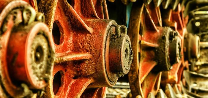 maquinaria, vivir en el siglo XIX
