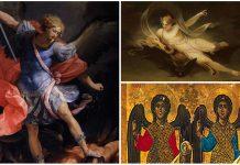 Nombres de ángeles y arcángeles