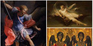 Nombres de ángeles. Los sirvientes de Dios