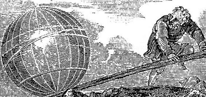 Ley de la palanca, matemáticos importantes