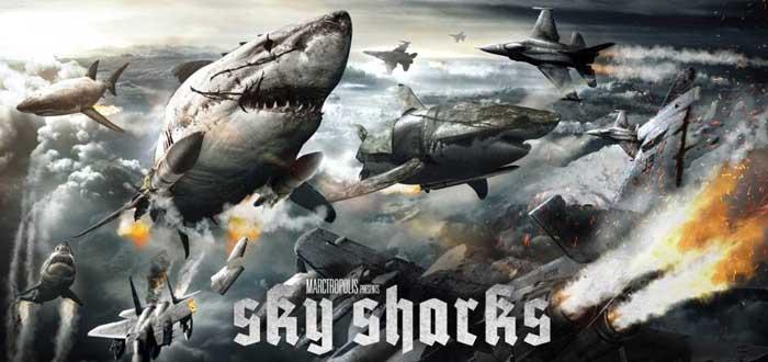 10 Películas de Tiburones que no puedes perderte, Tiburones mutantes