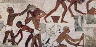 La primera huelga de la historia se realizó en Egipto