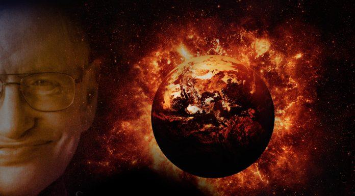 Según Stephen Hawking en 600 años la Tierra será una bola de fuego