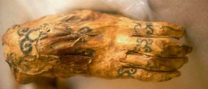 tatuajes antiguos