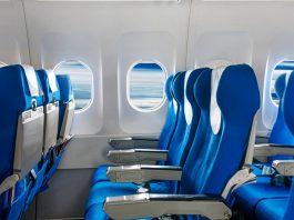 Subir las persianas de las ventanas al despegar el avión por qué