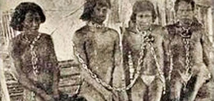 """Cristóbal Colón estuvo en prisión por """"tiranía"""" hacia los nativos americanos"""