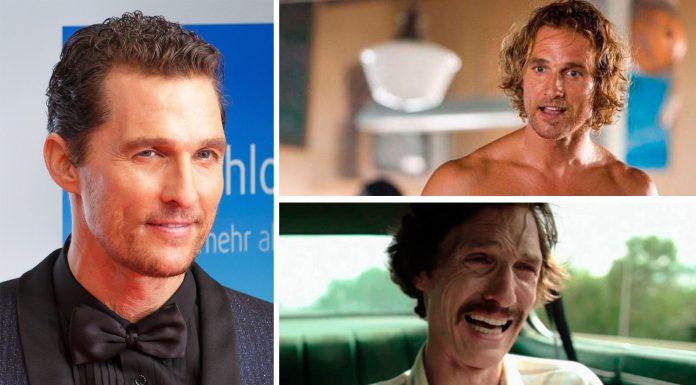 7 datos sobre Matthew McConaughey que te gustará conocer