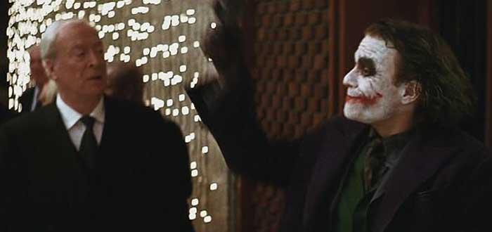 Curiosidades de películas - Caballero Oscuro Michael Caine